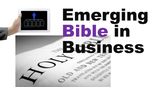 Emerging Bible in Business - Mullaney